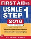 FAST SHIP - TAO LE 1e First Aid for the Usmle Step 1, 2016                   EA1