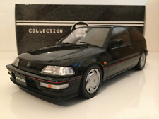 Honda civic EF9 sir 1990 noir triple 9 T9-1800101 échelle 1:18