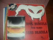 "RED BLOOD "" SOUL DRACULA - SANS DRACULA ""  ITALY'7?"