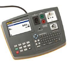 Fluke 6500-2 + DMS Protokoll Software tragbarer Gerätetester BGVA3 Tester 0701