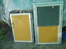 Viscount Camper Trailer Door