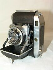 camera WELTA WELTINI II,Carl Zeiss Jena TESSAR 2,8/50mm.Lens,Germany,old rare