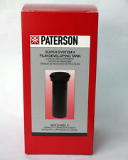 Paterson PTP117 Super System 4 Multi Reel 5 Film Developing Tank
