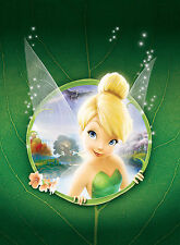 Tinker Bell Fairy  Poster - A4 260gsm