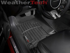 WeatherTech® Floor Mats FloorLiner for Chevy Camaro - 2010-2015 - Black