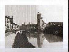 B Stampa- Print Ponte di Ferro sul Bacchiglione - Torre dell'Osservatorio
