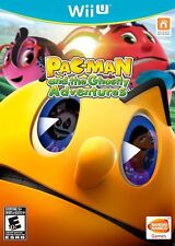 Pac-Man and the Ghostly Adventures USED SEALED (Nintendo Wii U)