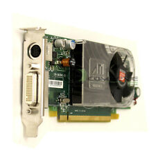 ATI Radeon HD 3450 256MB DDR2 PCI Express x16 DMS-59/S-Video Card Dell Y104D
