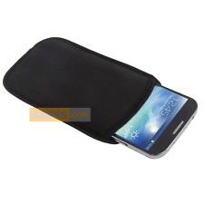 Etui Housse Néoprène POUCH BAG Noir compatible HTC One M9
