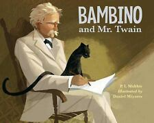 Bambino and Mr. Twain-ExLibrary