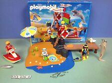 (O3664) playmobil set de plage ref 3664 en boite