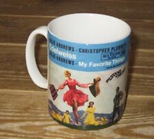 Julie Andrews Edelweiss Sound of Music Advertising MUG