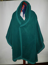 LADIES CLAUDIA STRATER  WOOL AND CASHMERE BLEND  DRAPE OVER COAT --ONE SIZE