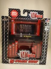 M2 Machines Auto-Lift 5 Pack Storage System NEW 100% Die cast lift