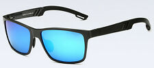 Men Aluminum Polarized Driving Sunglasses Sports Mirrored Sun Glasses Eyewear