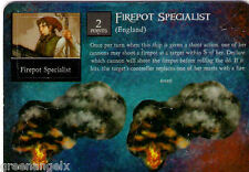 PIRATES OF DAVY JONES CURSE - 062 ENGLISH FIREPOT SPECIALIST