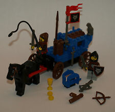 Set lego castle 6038 WOLFPACK RENEGADES complet