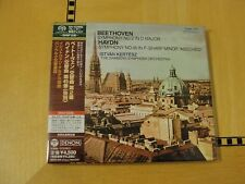 Beethoven Symphony No. 2 Haydn - Kertesz - SHM-SACD Super Audio CD Japan SACD