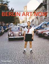 Berlin Art Now, Mark Gisbourne, Jim Rakete, New Book