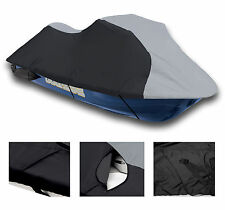 600 D Sea-Doo SeaDoo RXP - X 260 2012-2015 Jet Ski Watercraft Cover Grey/Black