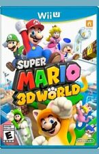 Super Mario 3D World (Nintendo Wii U) (NTSC)
