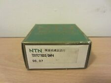 NTN 7207CT1GD2/GNP4 SUPER PRECISION BEARINGS / FAFNIR 2MM207WI DUL