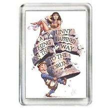 A Funny Thing Happened On The Way To The Forum. The Musical. Fridge Magnet.