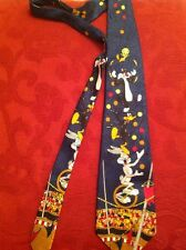 Tweety Pie / Bugs Bunny/Sylvester / Daffy Duck Tie