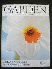 The Royal Horticultural Society. The Garden Magazine. March, 2011. VGC.