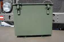 Metal Map Box  Military Can  bracket   12257065  Pinzgauer Unimog Jeep Humvee