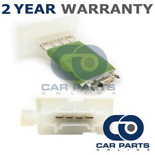 FOR VOLKSWAGEN TOURAN 1.9 TDI 105 DIESEL (2003-2011) HEATER BLOWER FAN RESISTOR