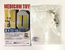 Medicom Toy 10th Anniversary BE@RBRICK 50% Bearbrick Not for Sale Rare!