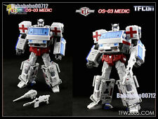 NEW Transformers TFC Old Soldiers OS-03 Medic Rachet Figure in stock xmas gift