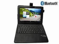 ACER Iconia Custodia IN PELLE TASTIERA WIRELESS BLUETOOTH A700 A200 A510 Tablet 10,1