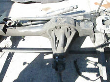LAND ROVER DISCOVERY FRONT DIFFERENTIAL AXLE 1999-2000-2001-2002