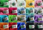 50g Super Soft Natural Smooth Bamboo Cotton Knitting Yarn Ball Cole 20 Colors YW
