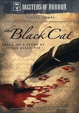 Masters of Horror: Black Cat (2007, DVD NIEUW) WS