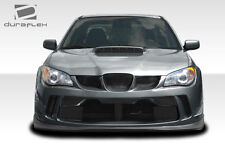 Fits 2006-2007 Impreza WRX STI Duraflex Z-Speed Front Bumper-1 Piece Body Kit