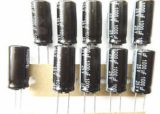 1000uf 25v 105c LOW ESR 10mm SLIMLINE  V.Long Life Panasonic EEUFR1E102 x10pcs
