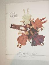Annette Himstedt Puppen Kinder Katalog 1996