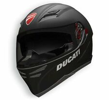Ducati Dark Rider Helmet 98102003 - Matte Black Finish