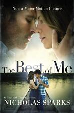 The Best of Me by Nicholas Sparks (2014, Paperback, Movie Tie-In)