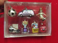Dept 56 The Trimmings Ornaments Soccer Mom 56.89256 Seven Ornaments