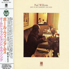 Just an Old Fashioned Love Song by Paul Williams CD Japan New Sealed Rare