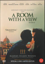 A Room with a View (1985) 2 Disc DVD SET!! (New) Special Edition, James Ivory