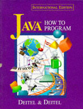 Java: How to Program, Deitel, Paul J., Deitel, Harvey M., Acceptable Book