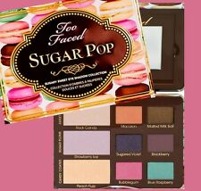 Too Faced SUGAR POP Palette Limited Edition ~ New in Box ~ DELIGHTFUL BEAUTY