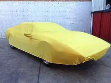 Ricardo Ricambi CUSTOM CAR COVERS for FERRARRI 308 IN YELLOW