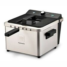 Toastmaster 4 Liter Stainless Steel Deep Fryer NEW