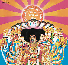 Jimi Hendrix Experience Axis Bold As Love LP Orange Vinyl NEW Newbury Comics
